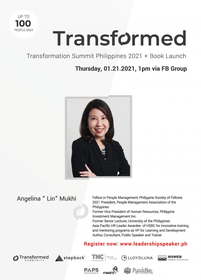 Transformed Summit Speaker Lin Mukhi