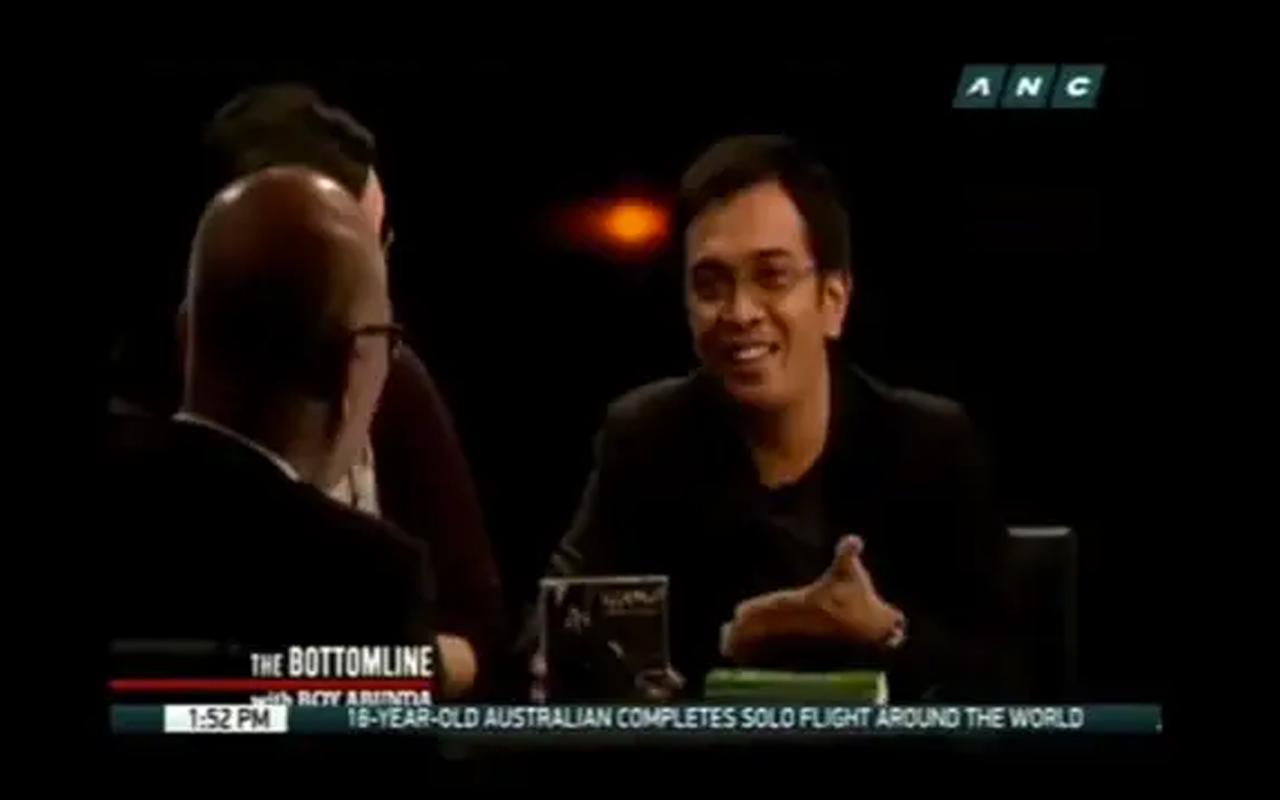 motivational leadership speaker philippines lloyd luna the bottomline with boy abunda