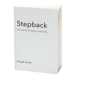 Stepback Leadership 2019 Cover