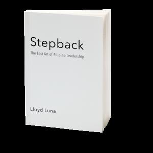 Stepback Leadership 2019 Cover